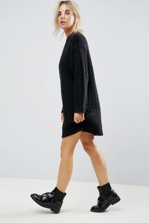 TOP 10 rochii din tricot