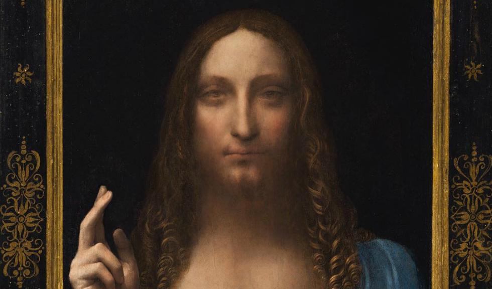 Salvator Mundi a lui Leonardo da Vinci bate toate recordurile de vanzare pentru o opera de arta