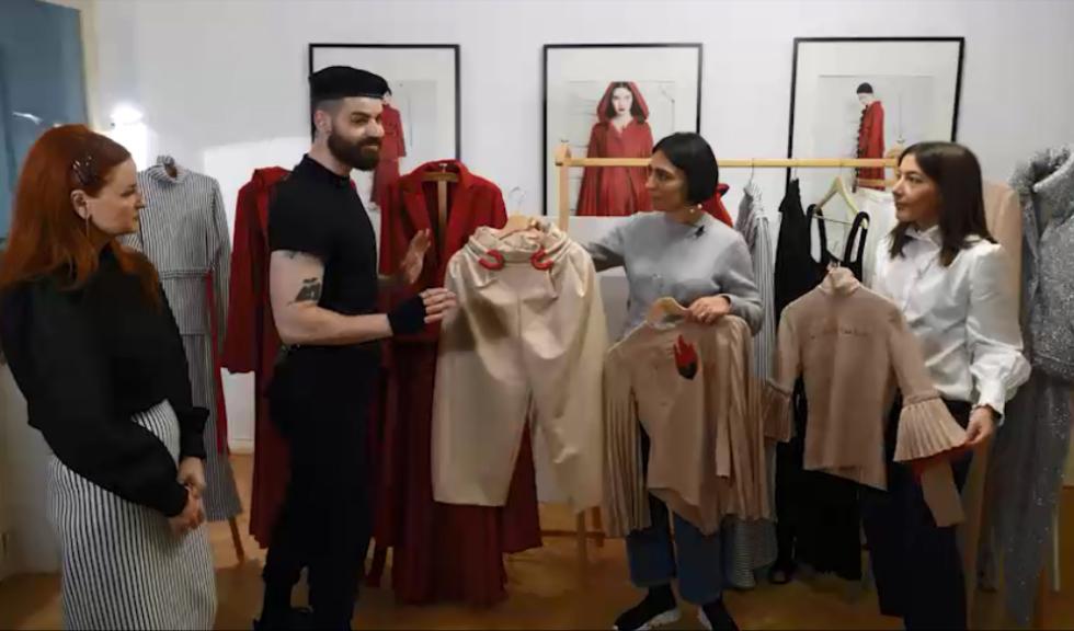 ELLE a incercat… noua colectie ATU Body Couture (VIDEO)