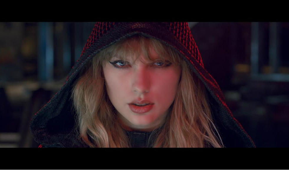 Taylor Swift a lansat o noua melodie, iar fanii au avut cele mai bune reactii