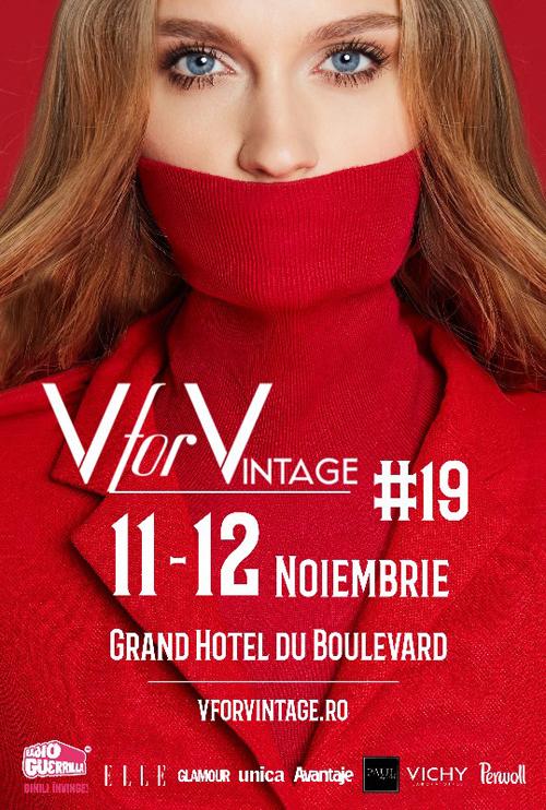 V for Vintage editia #19