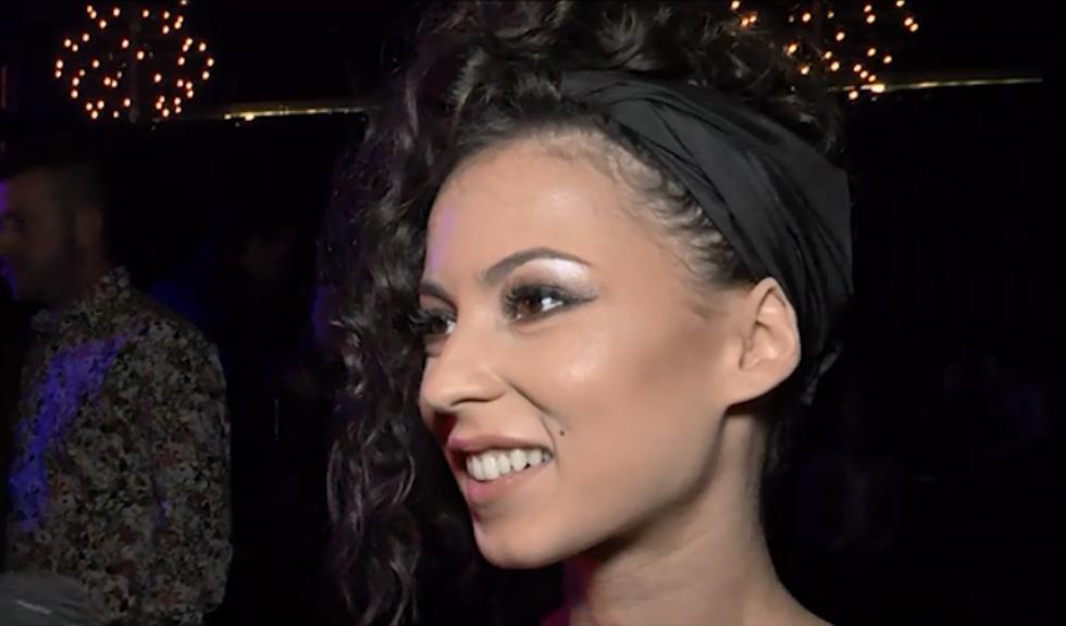 AMI, la lansarea albumului Alinei Eremia (VIDEO)