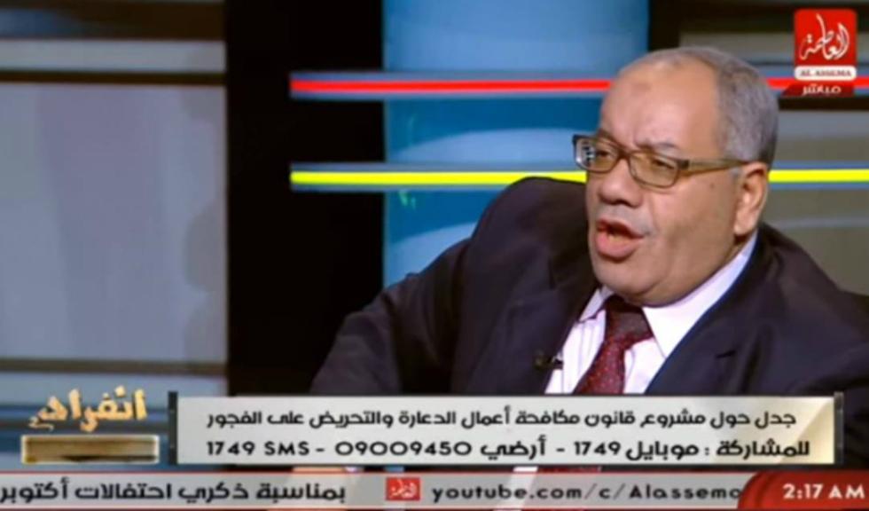 Un avocat egiptean incurajeaza violul in cazul femeilor care nu se imbraca asa cum trebuie.