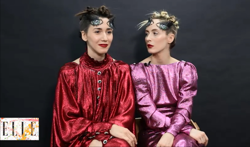 ELLE Style Awards 2017: Diana Enciu si Alina Tanasa, nominalizate la Best Fashion Blogger (VIDEO)