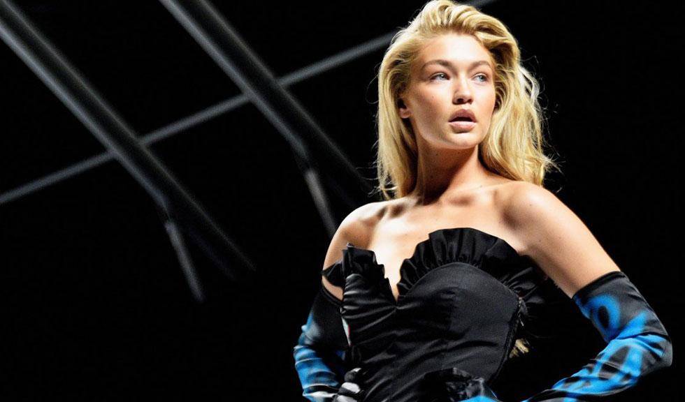 Gigi Hadid era decisa sa devina model inca din copilarie, iar aceste imagini sunt dovada