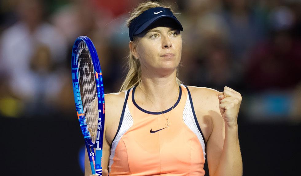 Maria Sharapova ar putea ajunge la inchisoare
