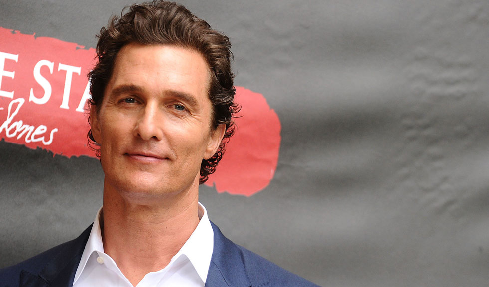 Modul inedit in care Matthew McConaughey si-a sarbatorit ziua de nastere