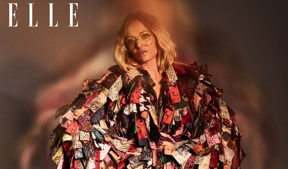 ELLE EXCLUSIV: Express yourself in an arsty way!