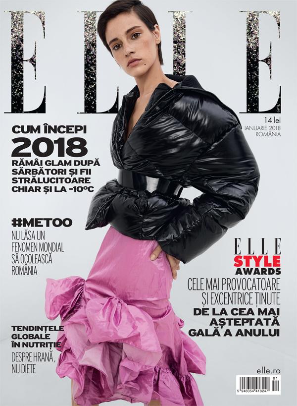 ELLE IANUARIE 2018