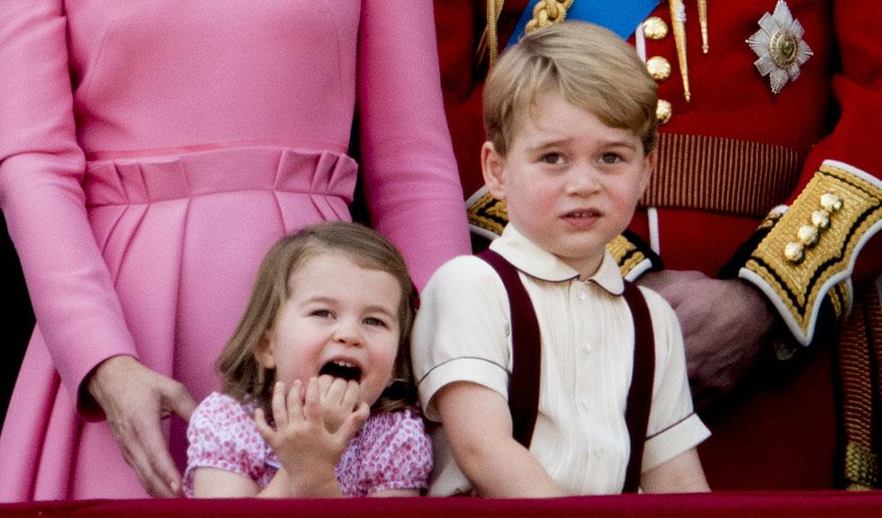Ce roluri vor avea Printul George si Printesa Charlotte la nunta lui Meghan Markle cu Printul Harry