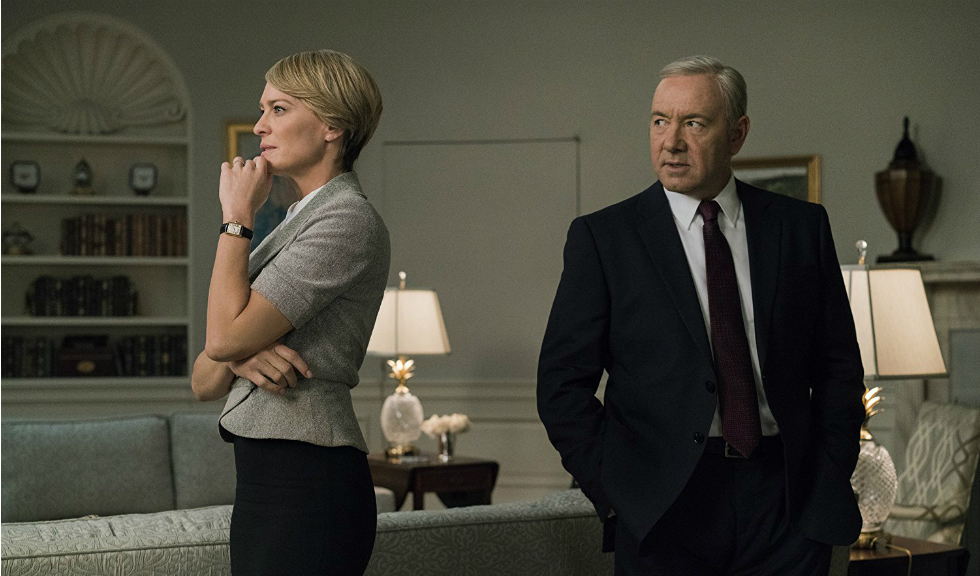 "Robin Wright, personaj principal in ultimul sezon ""House of Cards"""