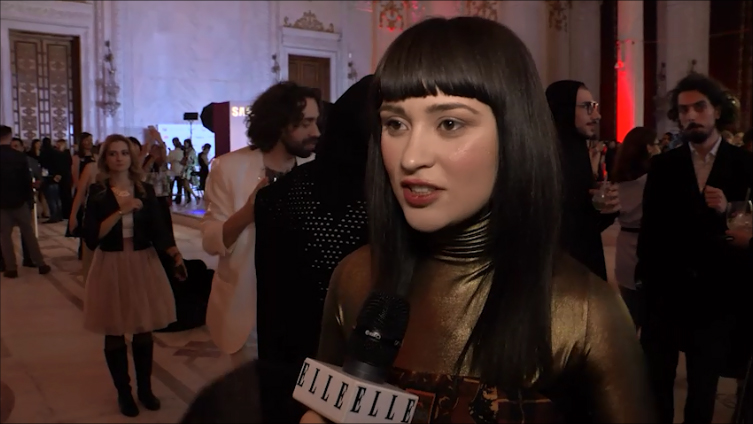 Irina Rimes, la ELLE Style Awards 2017 (VIDEO)