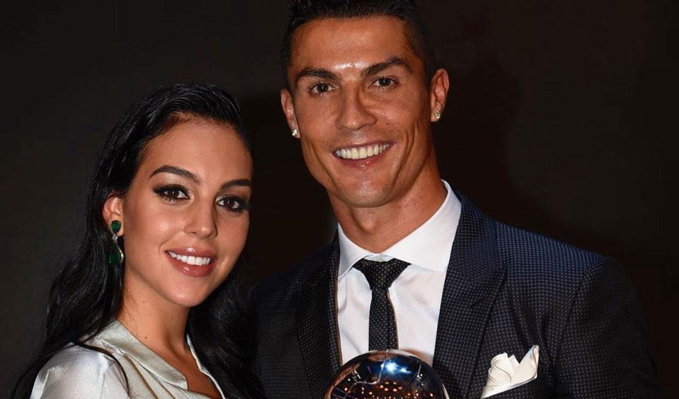 Imagine adorabilă cu fiica lui Ronaldo