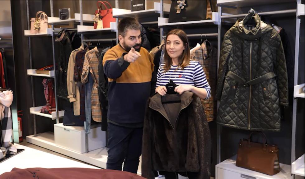 ELLE a încercat… piese de sezon în magazinul Sport Couture (VIDEO)