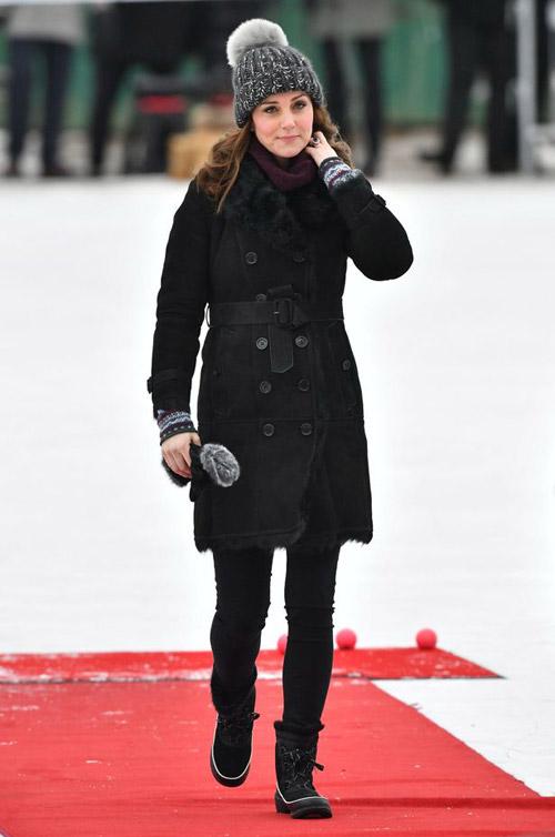 Cele mai stylish ținute purtate de Ducesa de Cambridge în timpul vizitei în Suedia și Norvegia