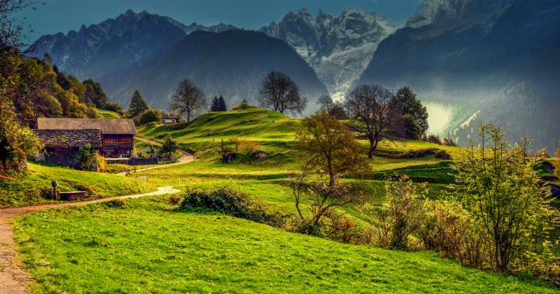 Cele mai frumoase 10 orășele din Europa