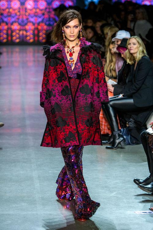 New York Fashion Week continuă!