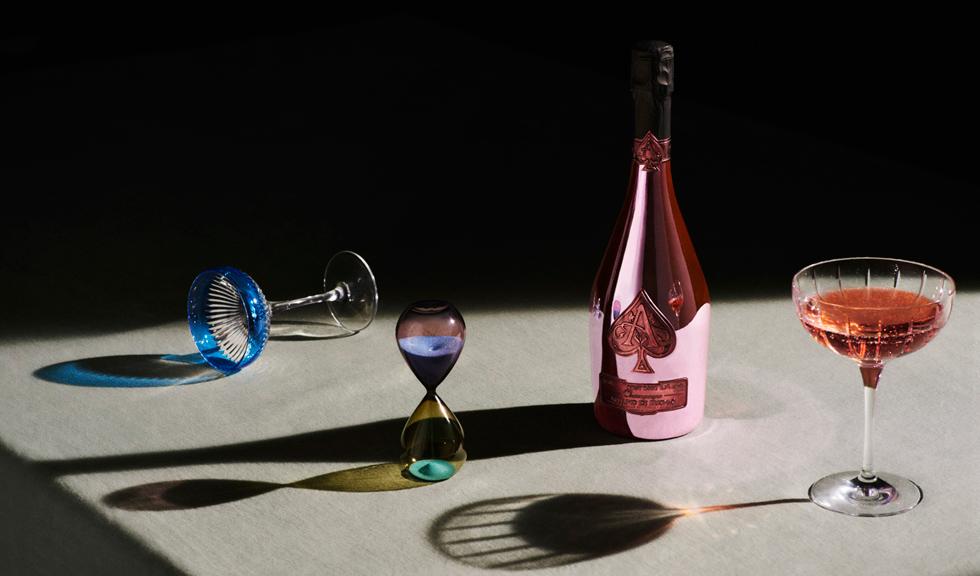 Armand de Brignac, cea mai bună șampanie rosé din lume