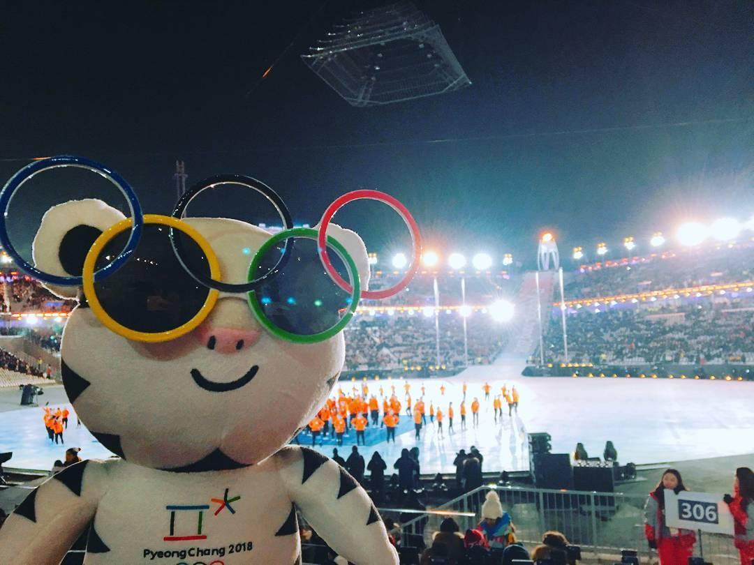 Ceremonie de închidere spectaculoasă la Jocurile Olimpice de Iarnă de la PyeongChang