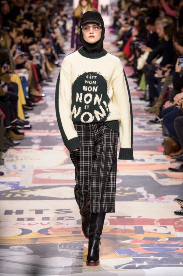Dior celebrează în 2018 femeile din 1968 și idealurile lor