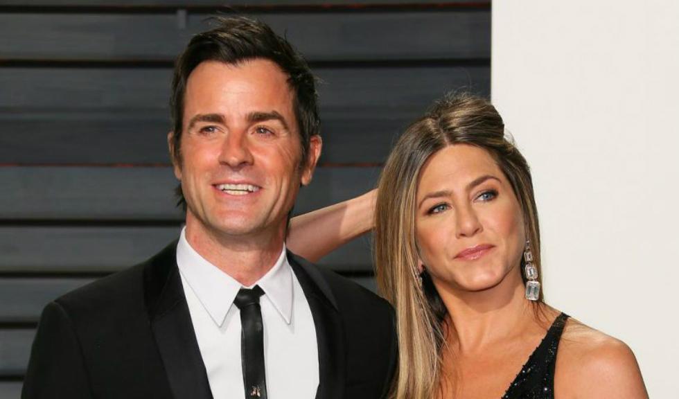 Justin Theroux a găsit bilețele de dragoste de la Brad Pitt în timpul căsniciei cu Jennifer Aniston