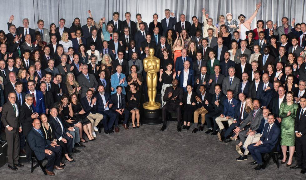 Adevăratul star de la întâlnirea nominalizaților la Oscar a fost cu totul și cu totul neașteptat