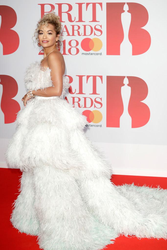 Cele mai inedite ținute ale vedetelor la The BRIT Awards 2018