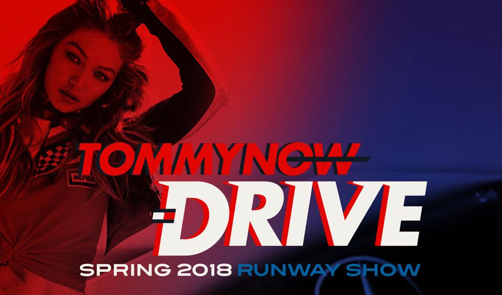 Urmărește live prezentarea colecției primăvară-vară 2018 Tommy Hilfiger!