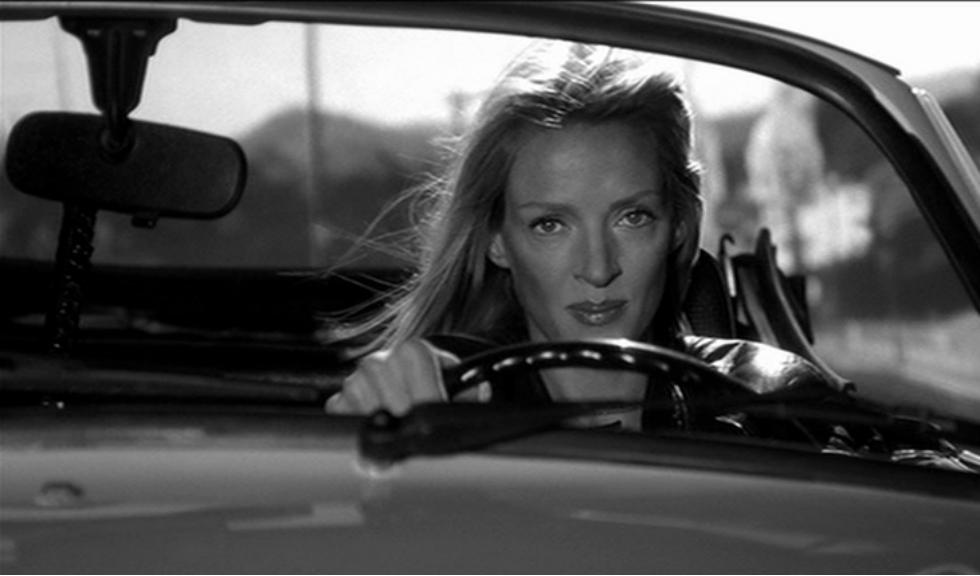 "Uma Thurman, Kill Bill, un accident de mașină și doi ""nevinovați"": Quentin Tarantino și Harvey Weinstein"
