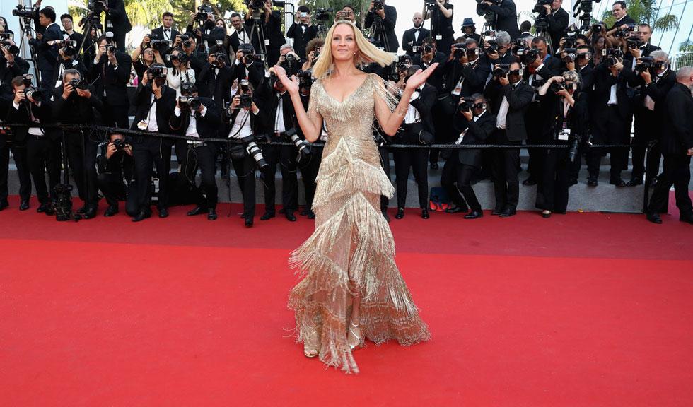 Fiica actriței Uma Thurman este model și impresionează la New York Fashion Week