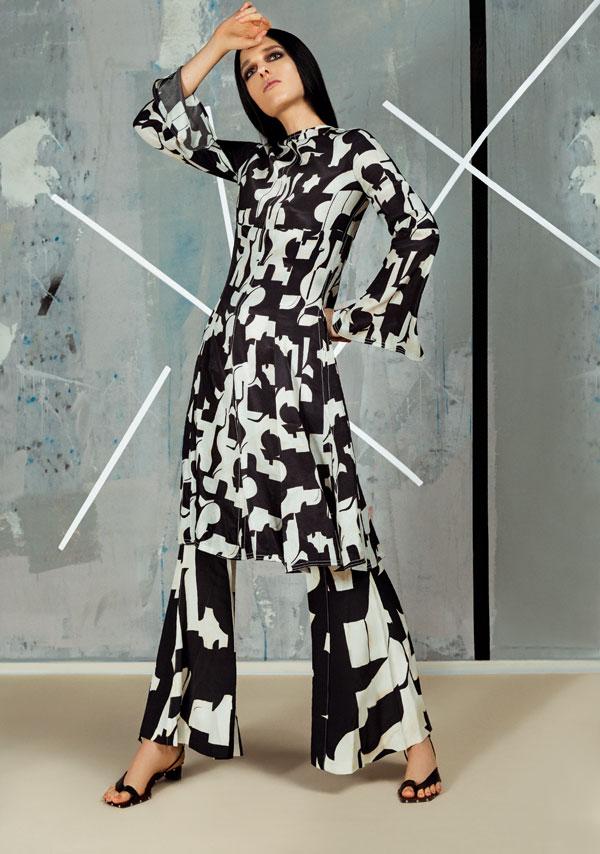 (P) Colecția H&M Studio SS18, o odă adusă minimalismului și grației discrete