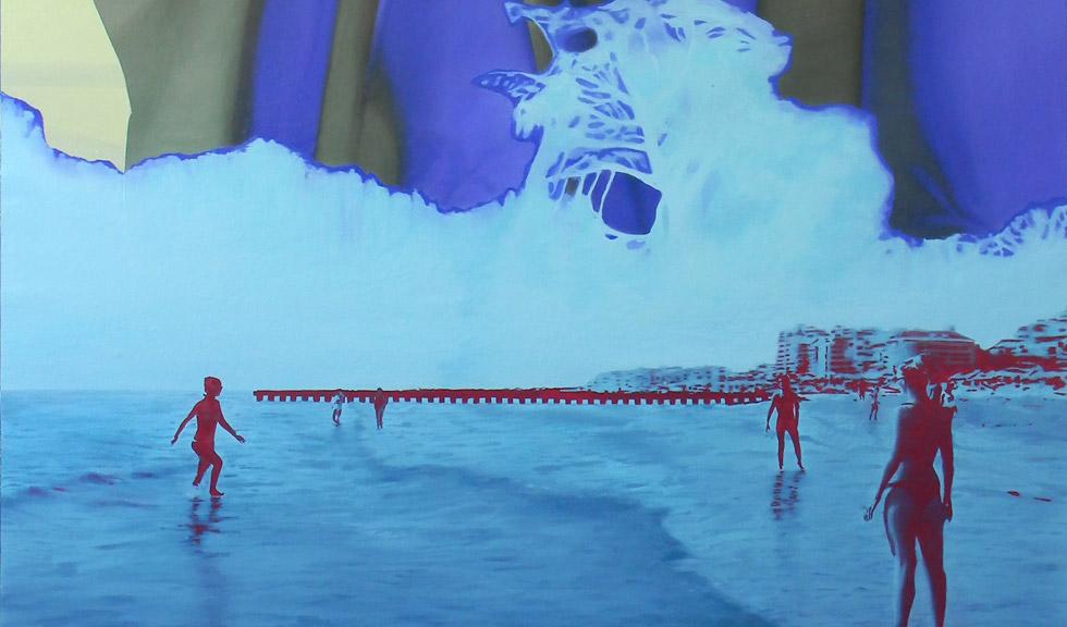 """Galeria Sector 1:  """"Personal Metonymies"""" – expoziție personală Marcel Rusu"""