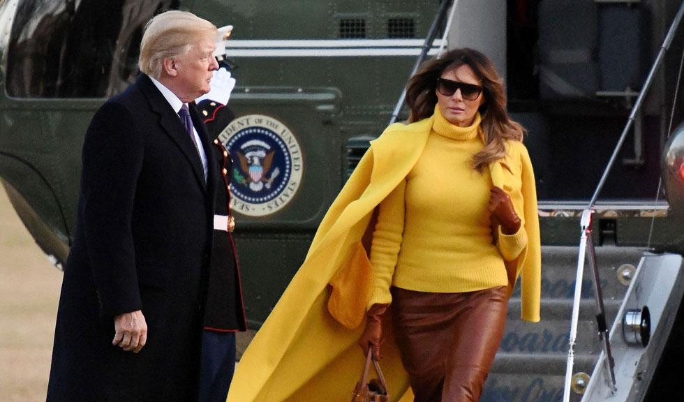 Cum reacționează Melania Trump la veștile legate de infidelitățile soțului său