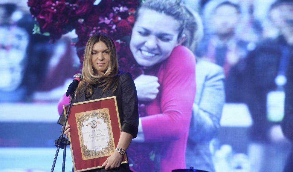 Simona Halep este acum cetățean de onoare al Bucureștiului – iată declarația emoționantă a sportivei