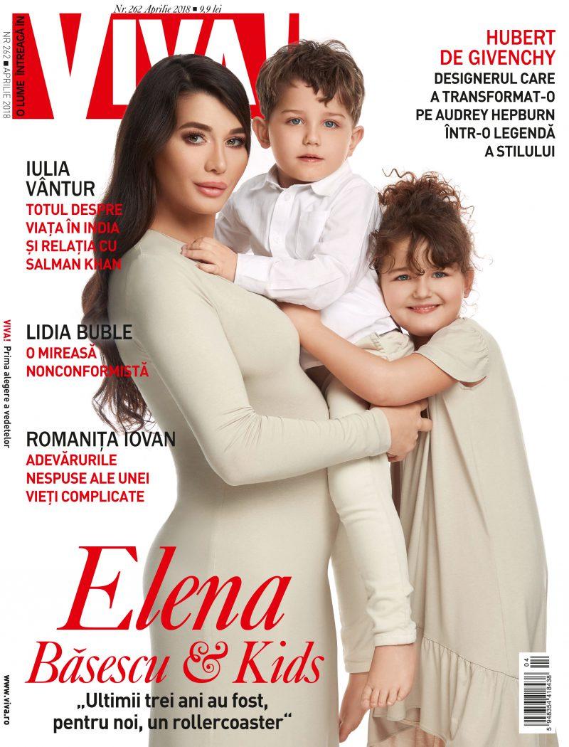 Vești mari și articole pline de culoare în noul număr VIVA!