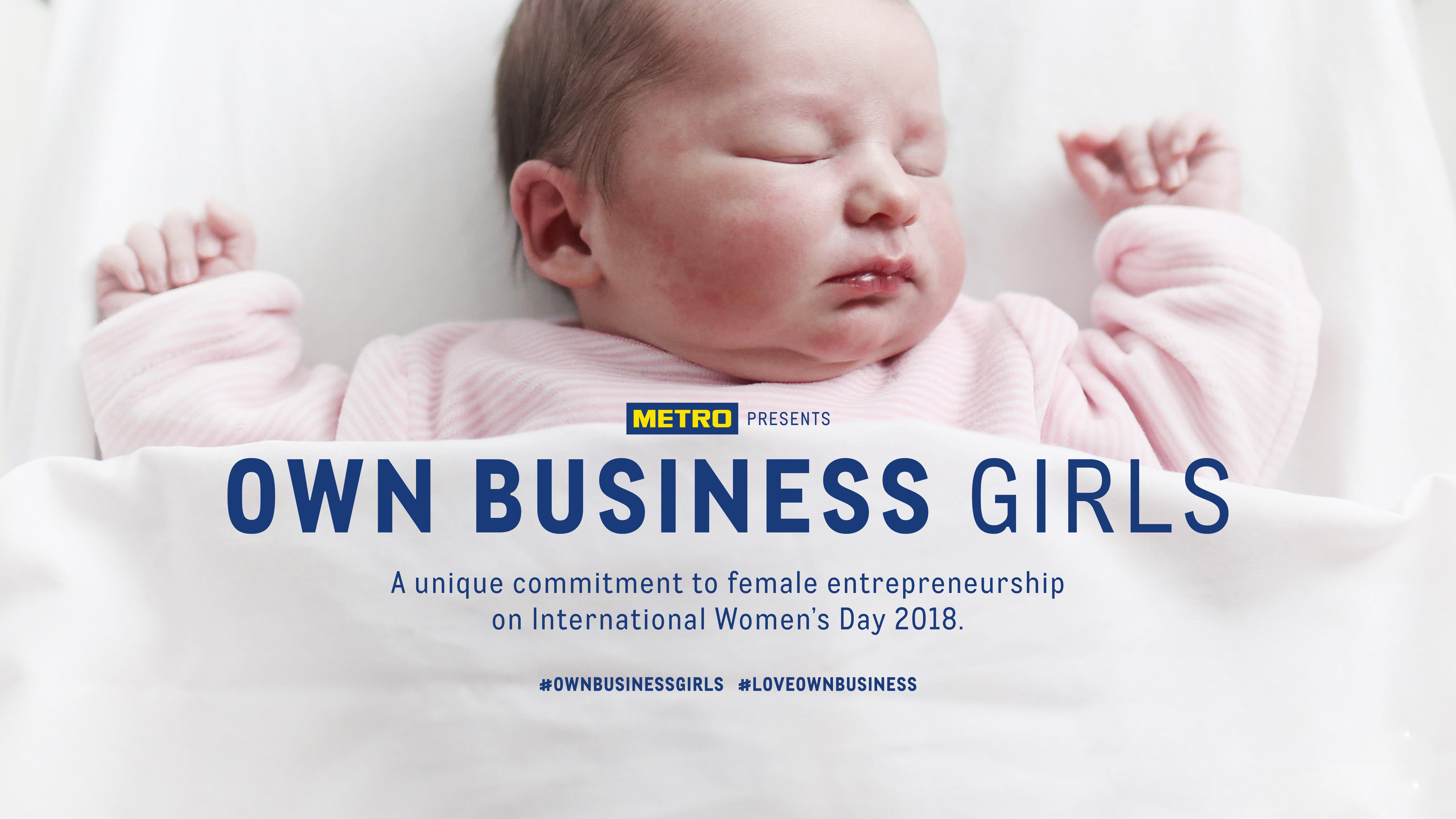 (P) METRO investește în noua generație de femei antreprenor