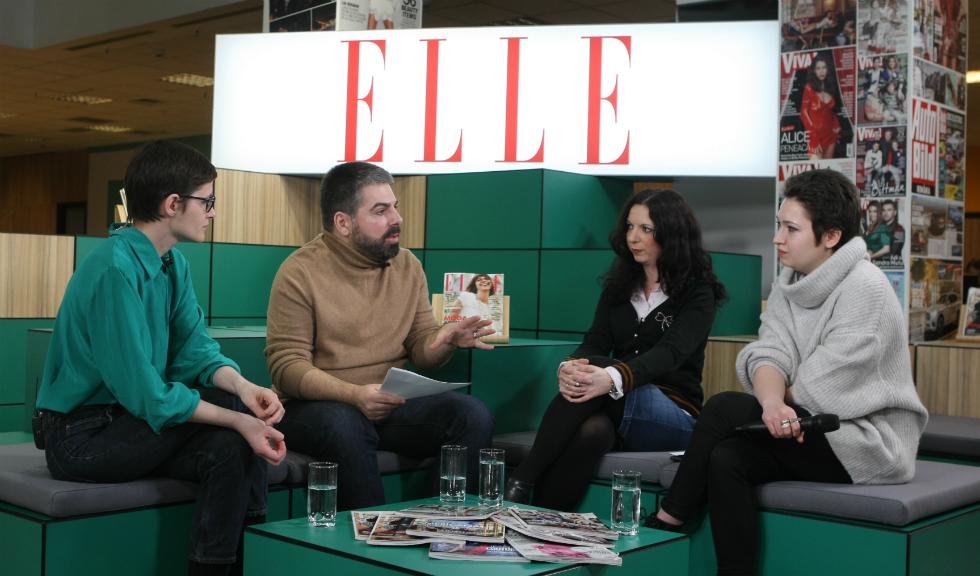 Maurice Munteanu, în cadrul emisiunii #ELLEnutace: Ce înseamnă o ținută de covor roșu în 2018 (VIDEO)