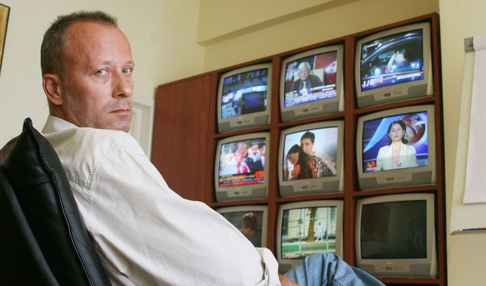 Andrei Gheorghe a murit. Cunoscutul om de radio și televiziune avea 56 de ani