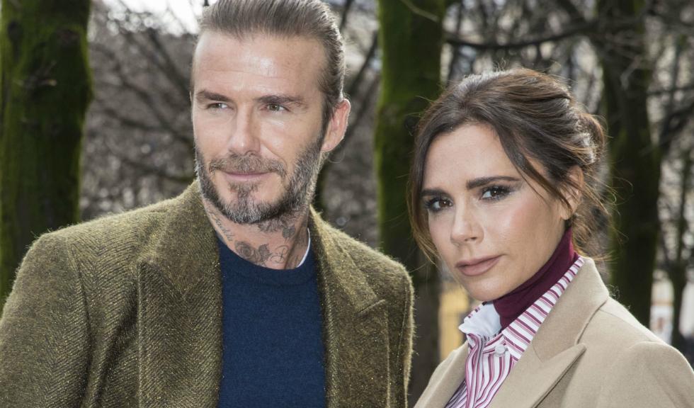 David Beckham a făcut publice clipuri amuzante cu soția sa