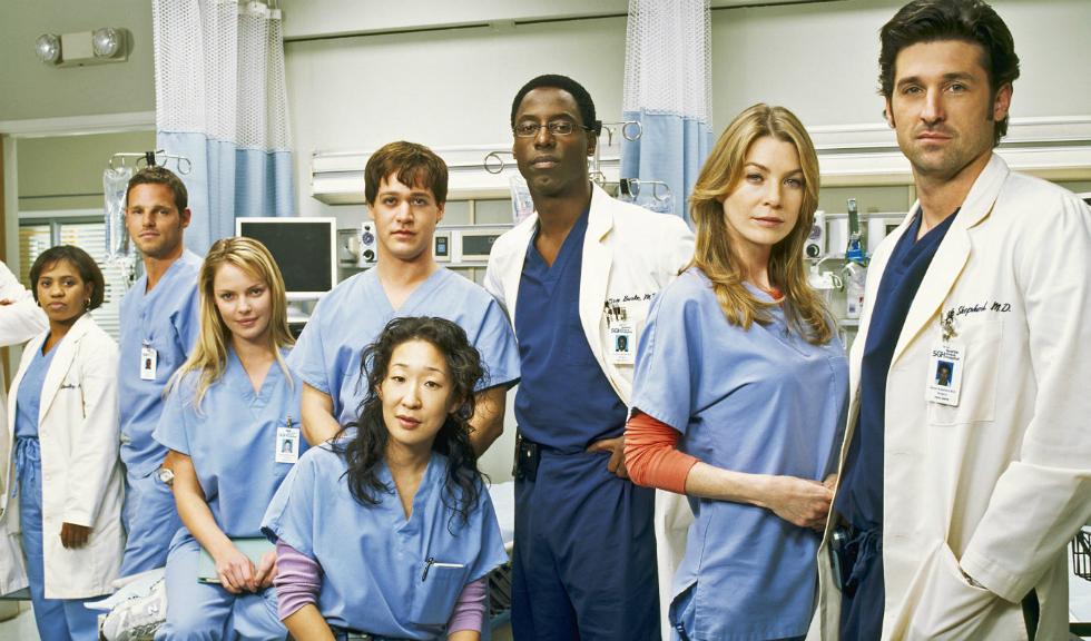 """Două actrițe părăsesc serialul  """"Grey's Anatomy"""""""
