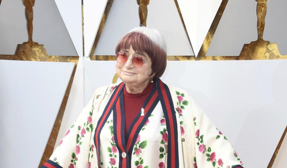 La 89 de ani, Agnès Varda a avut cea mai cool ținută la Premiile Oscar 2018