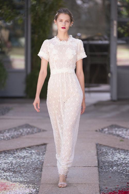 Luisa Beccaria colecția primăvară-vară 2018