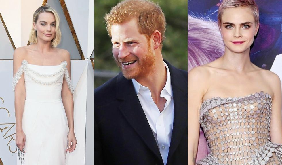 Margot Robbie și Cara Delevingne i-au făcut o farsă la telefon Prințului Harry