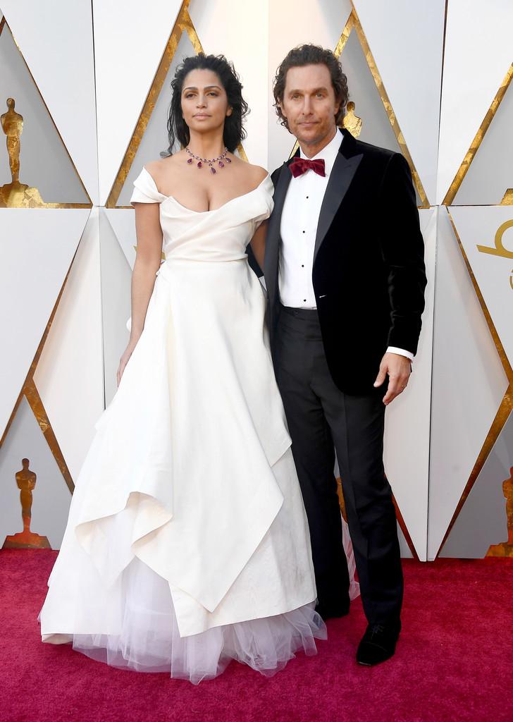 Premiile Oscar 2018: Cele mai HOT cupluri