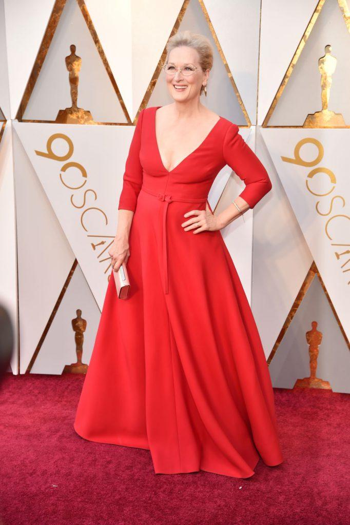 Best dressed la Oscar 2018 (GALERIE FOTO & VIDEO)