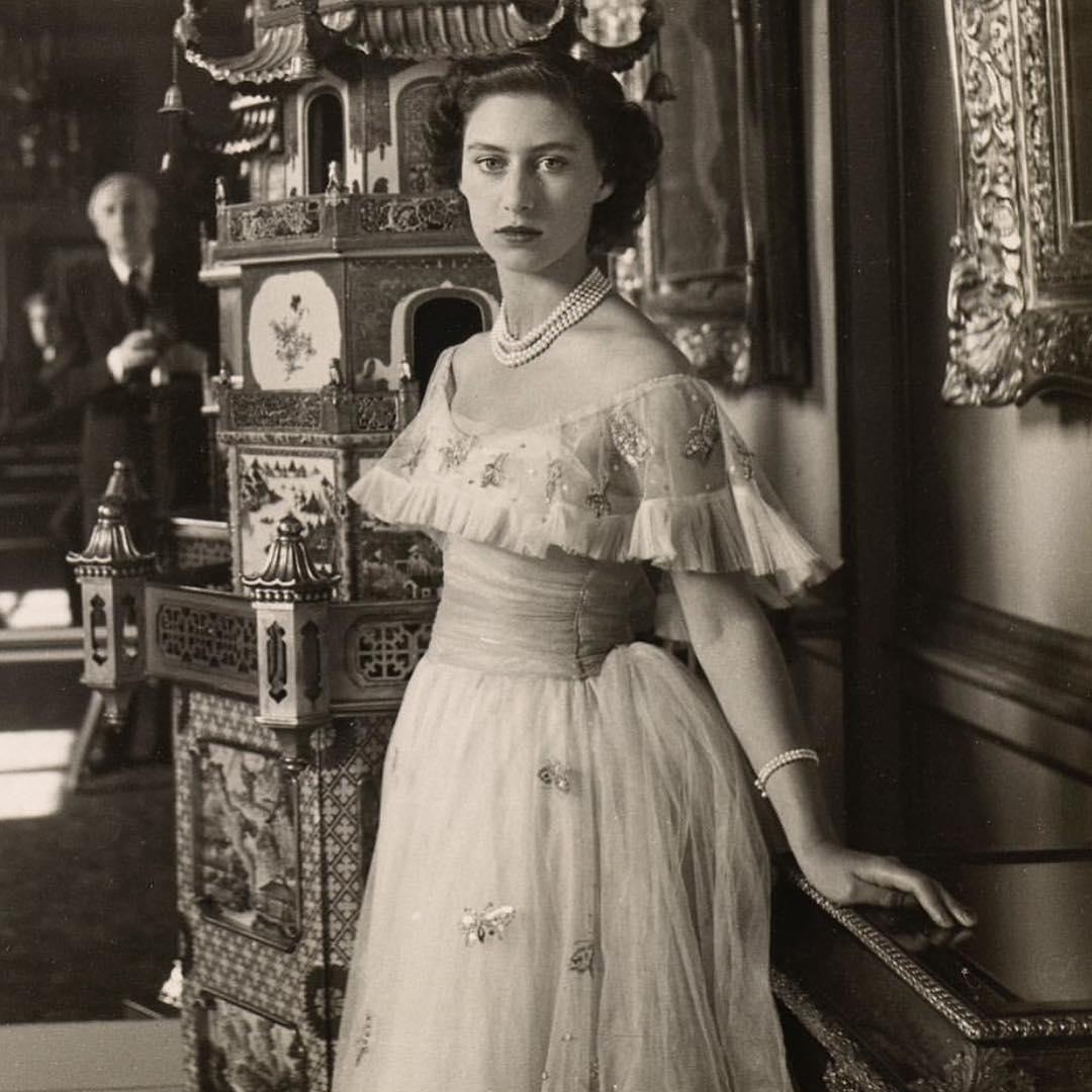 Controversata viață a Prințesei Margaret, sora mai mică a Reginei Elizabeta a II-a