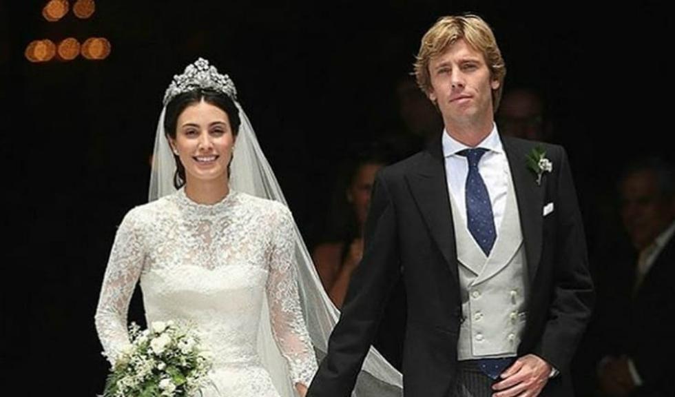 Prințul Christian de Hanovra și Alessandra de Osma au avut o nuntă superbă în Peru