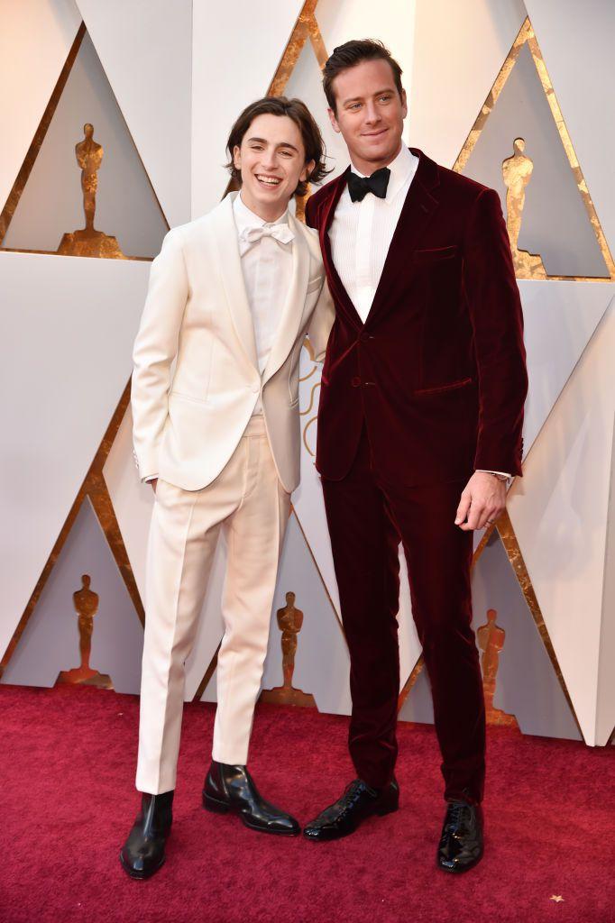 Moda masculină la Premiile Oscar 2018