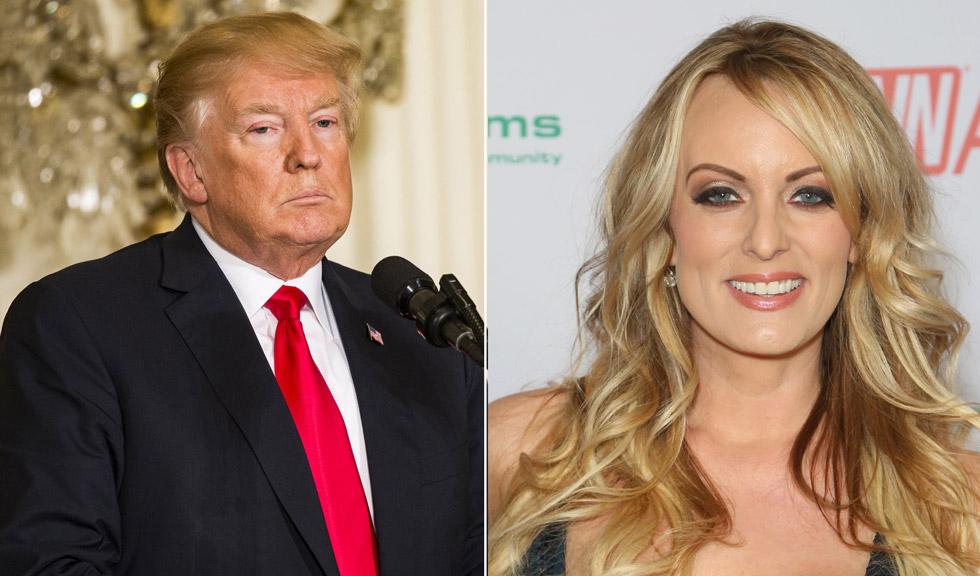 """""""Îmi amintești de fiica mea!"""" Actrița porno Stormy Daniels vorbește despre aventura cu Donald Trump"""