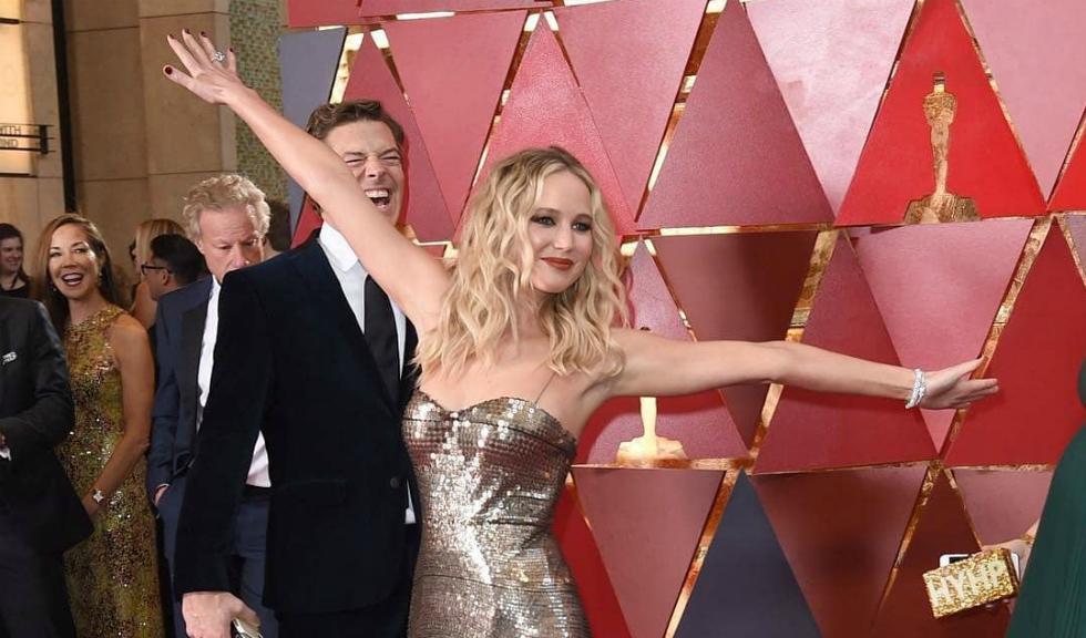Și vedeta care s-a distrat cel mai bine la Premiile Oscar 2018 este… Jennifer Lawrence!